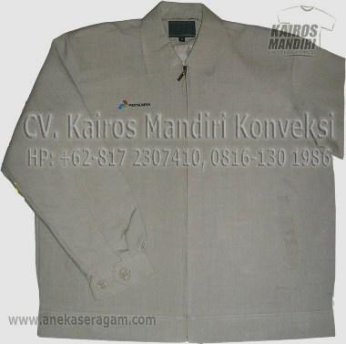 JKX-05 Jaket Seragam Kantor Formal 5